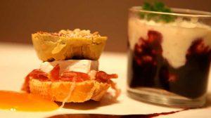 Terrina de foie casera con jalea de reineta y vainilla